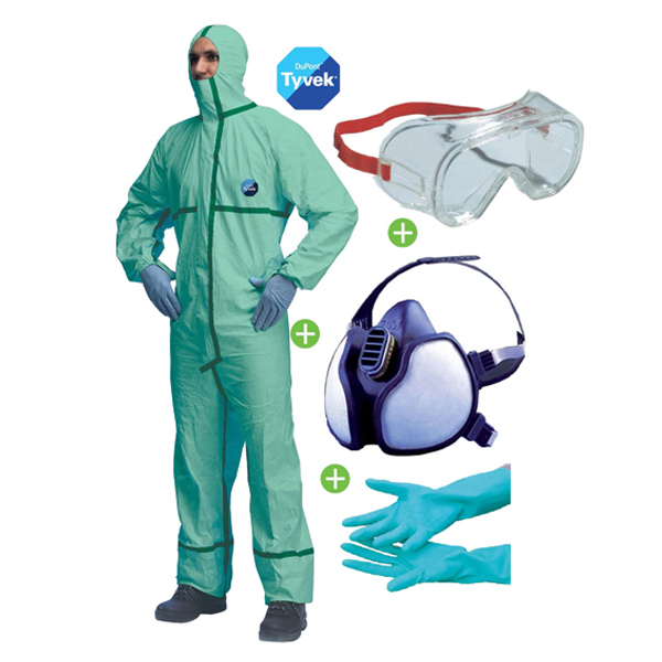 Kit de protection phytosanitaire taille XXL