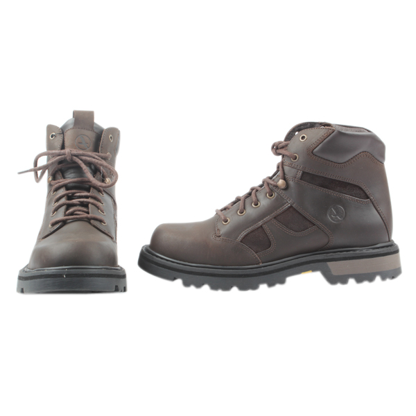 Chaussure Aigle, Homme,  NEWORK, marron, taille 39