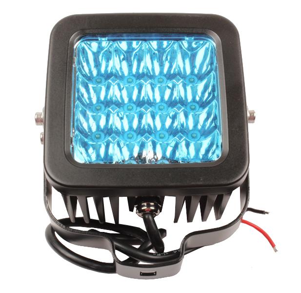 Phare de travail, 16 LED, 48W,3520 LM,éclairage combiné