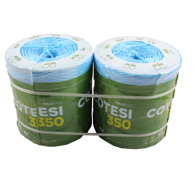 Ballot de 2 bobines de ficelle agricole Cotesi 350