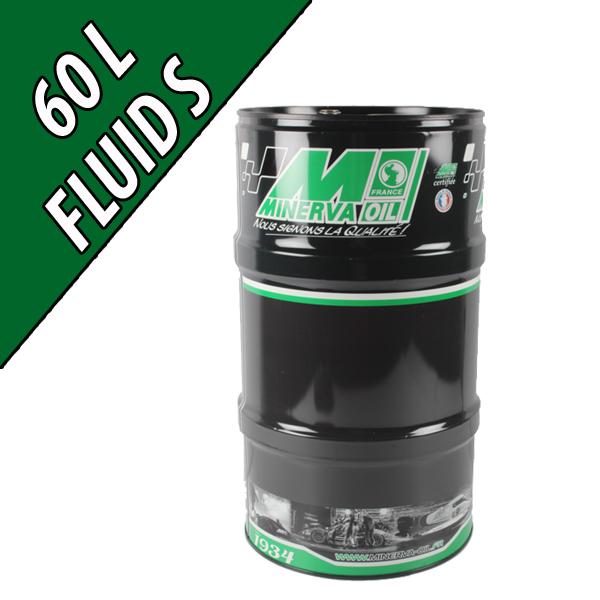 FLUID S Lubrifiant pour transmissions et circuit hydraulique, en fût de 60L