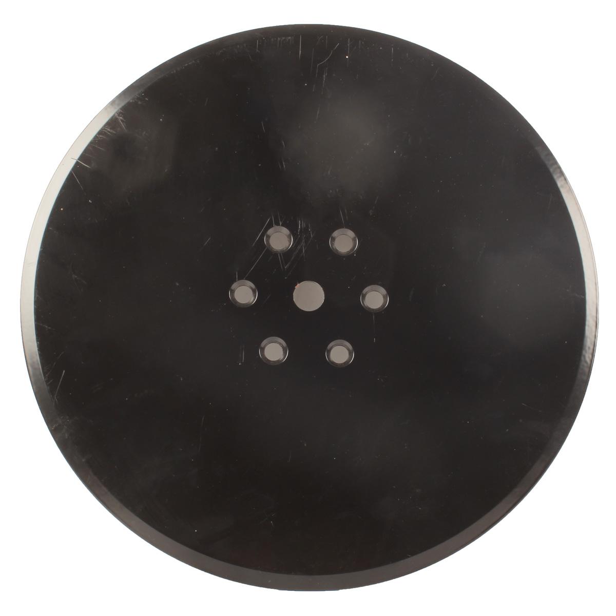 Disque lisse 345x3,2 mm pour semoir Weaving, pièce interchangeable