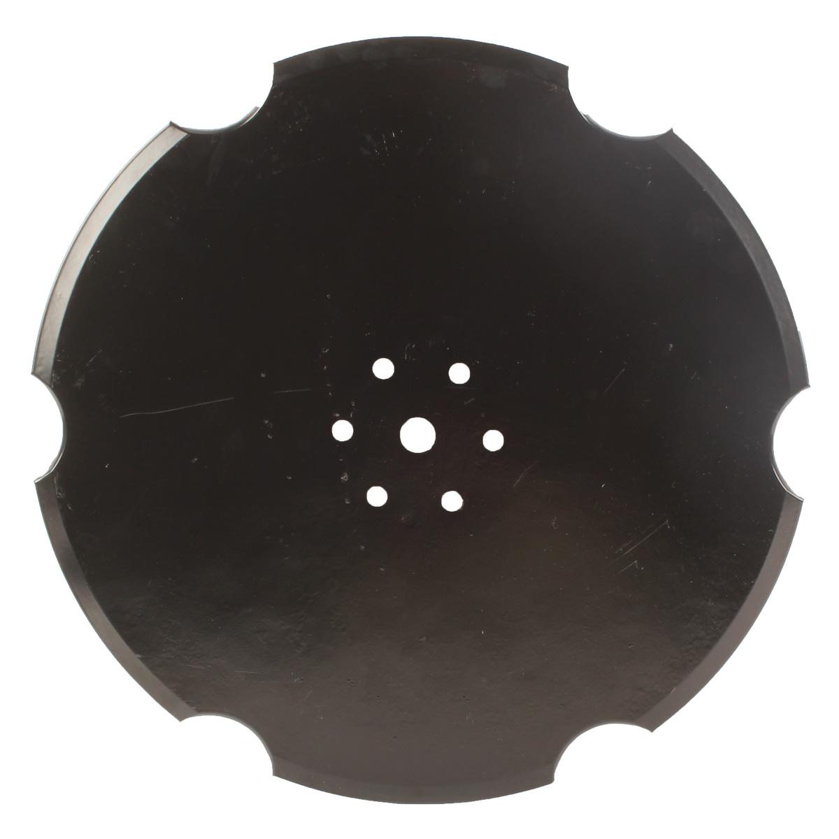 Disque Crénelé 405x4mm pour semoir Weaving, pièce interchangeable