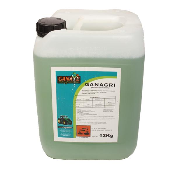 Bidon de nettoyage GANAGRI, 21225/12, PRODHYNET