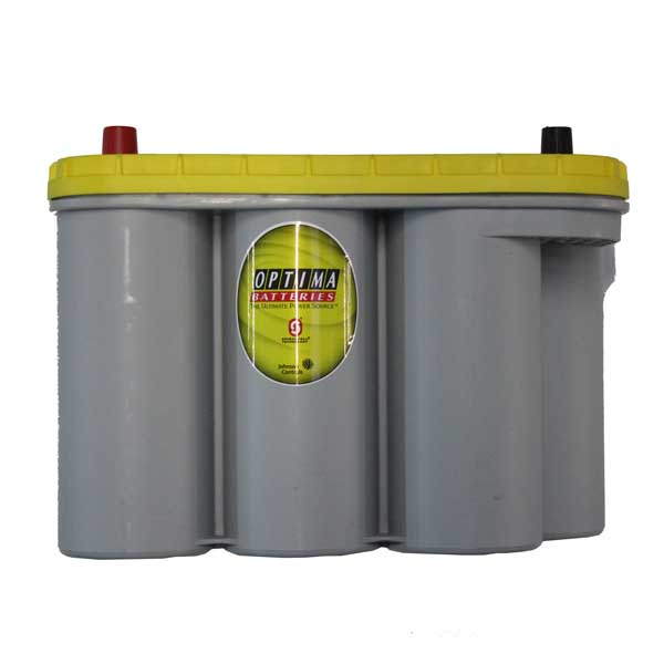 BATTERIE OPTIMA Yellow Top YT S 5,5 - 12V 55Ah 975A