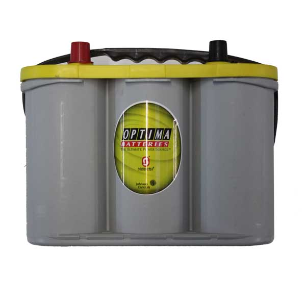 BATTERIE OPTIMA Yellow Top YT S 4,2 - 12V 55Ah 765A