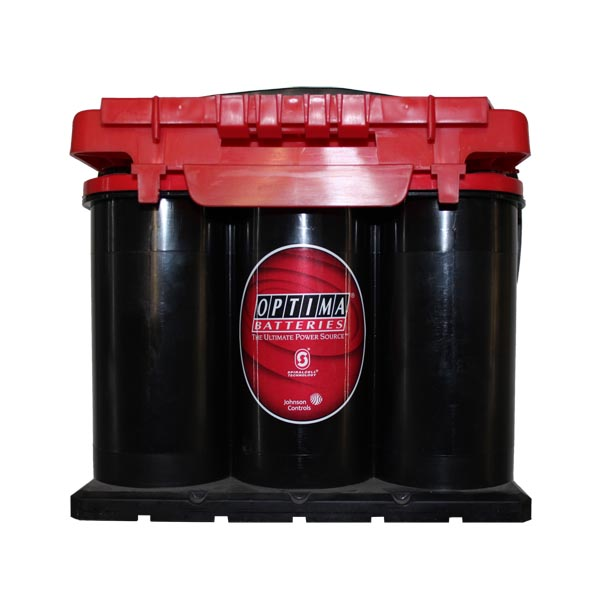 BATTERIE OPTIMA Red Top RT R 3,7 - 12v 44Ah 730A