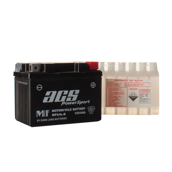 Batterie 12 volt 3AH 50A