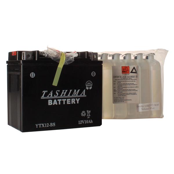 Batterie 12 volt 10AH 180A
