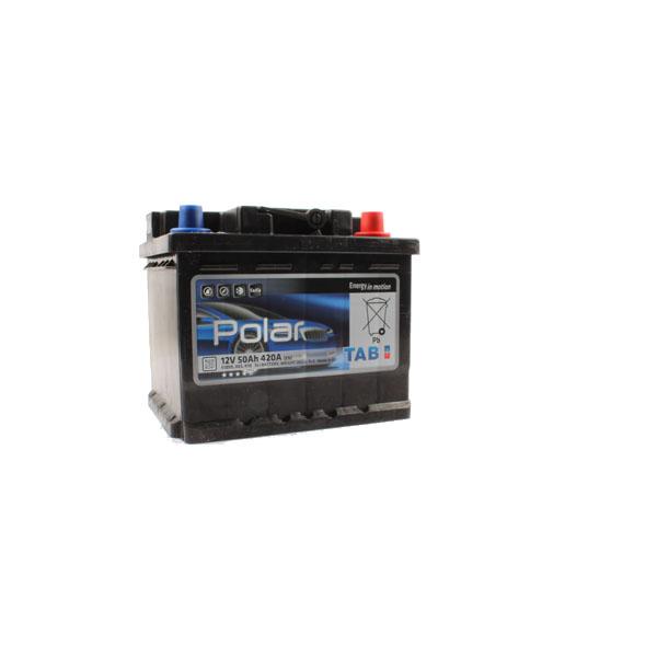 Batterie agricole 12 volts 50 ampères, 420 ampères au démarrage.
