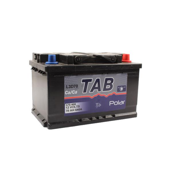 Batterie agricole 12 volts 70 ampères, 640 ampères au démarrage.