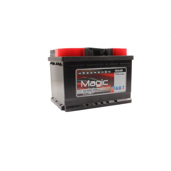 Batterie agricole 12 volts 60 ampères, 570 ampères au démarrage