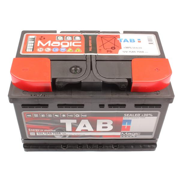 Batterie agricole 12 volts 75 ampères, 750 ampères au démarrage