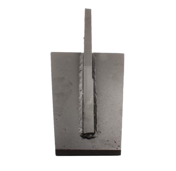 Bèche 455x210x12, entraxe 90 mm pour machine à bècher Tortella, pièce interchangeable