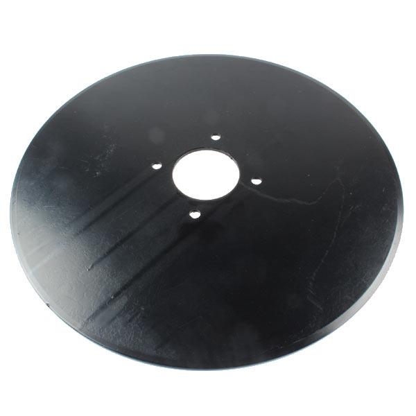 Coutre circulaire 500x5mm, 4 trous 50400100 pour bineuse Carré, pièce interchangeable