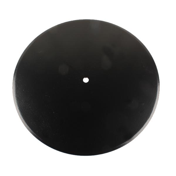 Coutre 460x4 double biseaux, pour Bineuse, perçage sur plan, pièce interchangeable