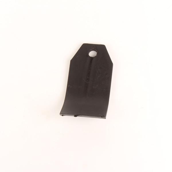Fléau cuiller 150x75x7mm, pour ensileuse Taarup, 40882300, pièce interchangeable