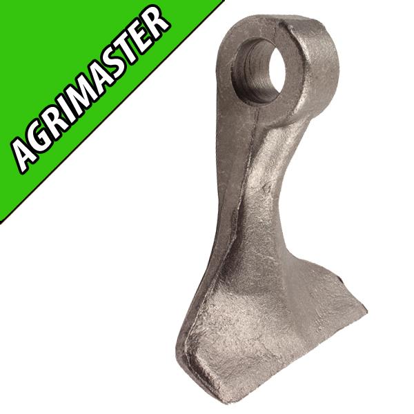 Marteau de Broyeur AGRIMASTER, 120X30, Diamètre du trou 25,5mm, Interchangeable