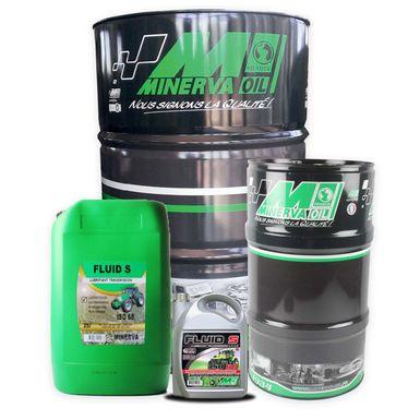 Lubrifiant, huile FLUID S pour transmissions et circuit