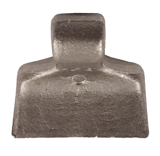 Marteau broyeur, 120x40x90, trou 14,5mm, pièce interchangeable