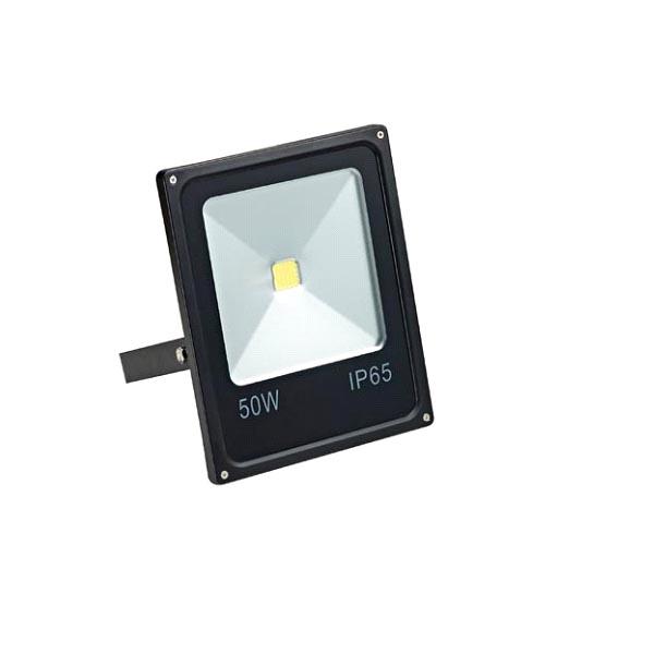 Projecteur LED extra plat, 50W, 5000Lm