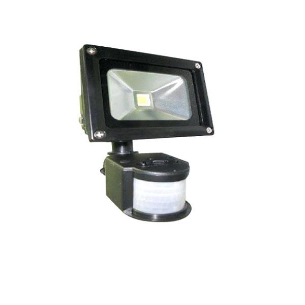 Projecteur LED avec detecteur, 30W, 3000Lm
