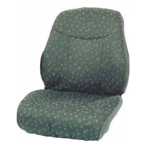 Housse assise / dossier / appuie tête pour siège tracteur SC97