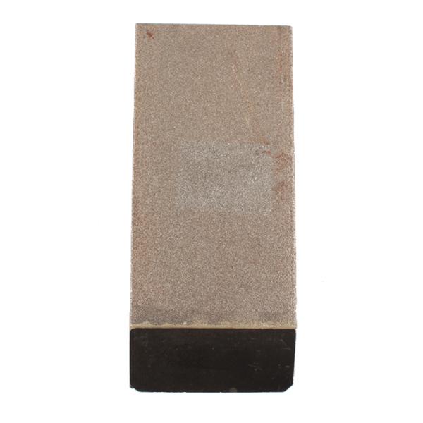 Pointe à souder plaquette tungstène 160x70x20 mm, pièce interchangeable