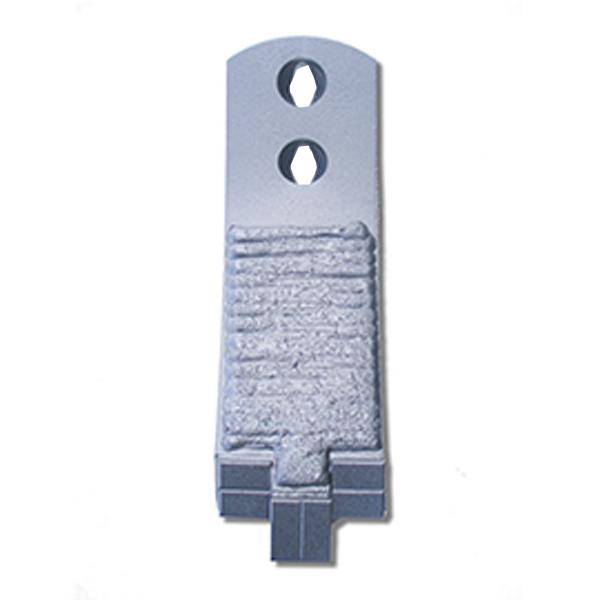 Pointe, pour Déchaumeur à dents, Cultivateur, POTTINGER, 9762500151, Pièce Interchangeable