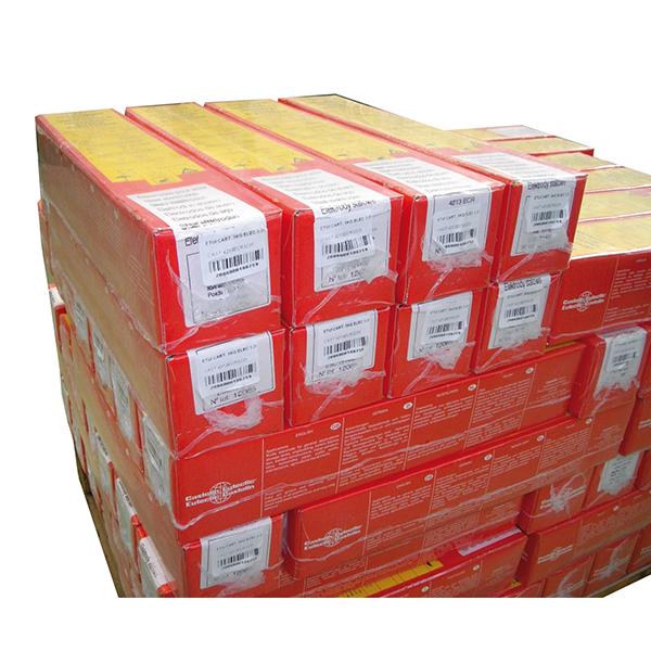 Baguette de soudure 3,20mm, CASTOLIN, étui de 5kg, acier 170 pièces