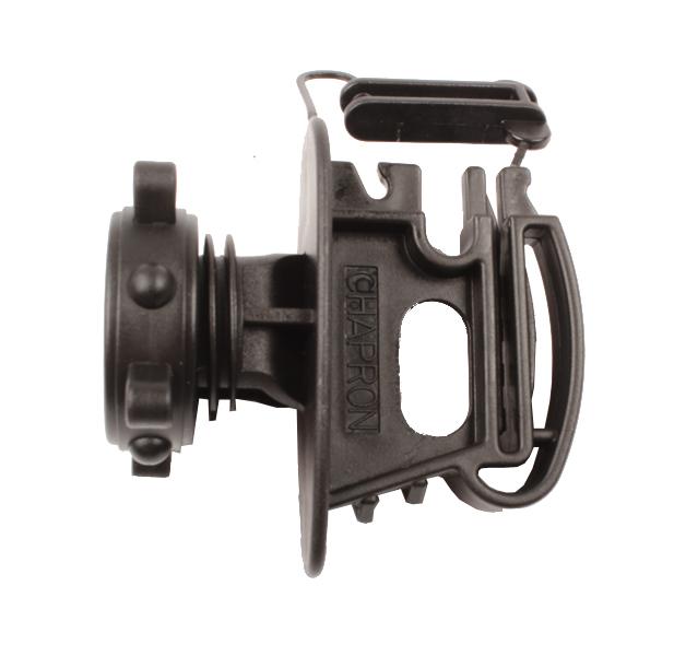 Isolateur pour piquet fer V 1540, 17000312, CHAPRON, par sachet de 15 pièces