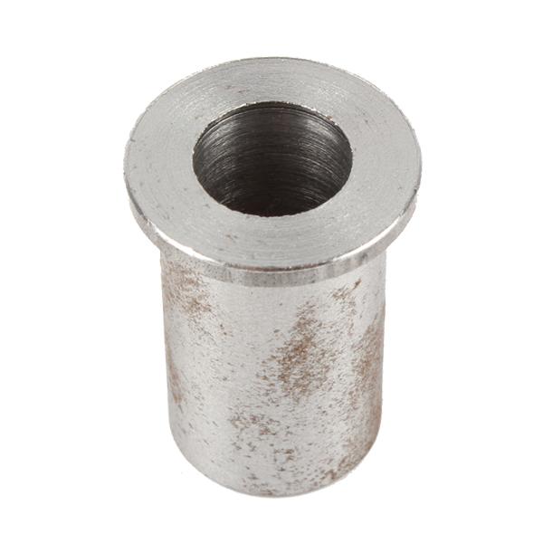 Entretoise épaulée D15mm x Lg 26mm tr10.5mm  ep2mm, universelle, pour débroussailleuse, pièce interchangeable