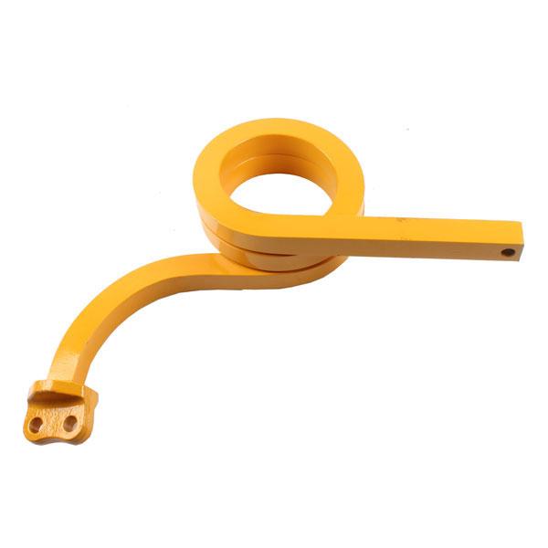 Dent sécurité 3D 35x35mm avant, pour Agrisem Disc-O-Mulch, pièce origine
