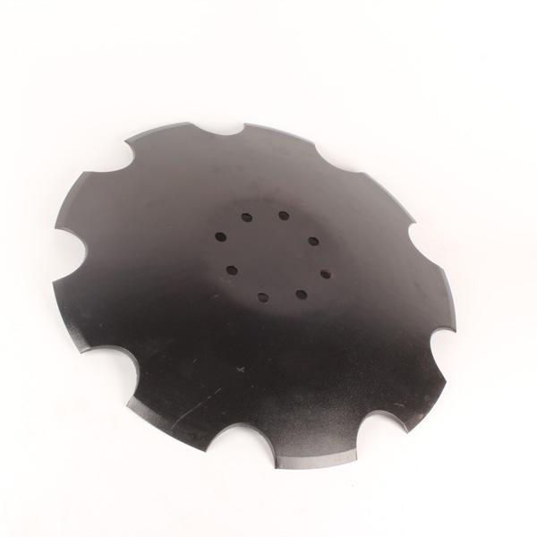 Disque crénelé 460x4 mm, 8 trous, pour Amazone, pièce interchangeable