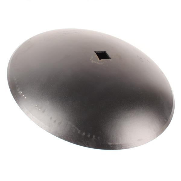 Disque lisse 610x6 mm, carré de 41 mm, pour cover crop, pièce interchangeable