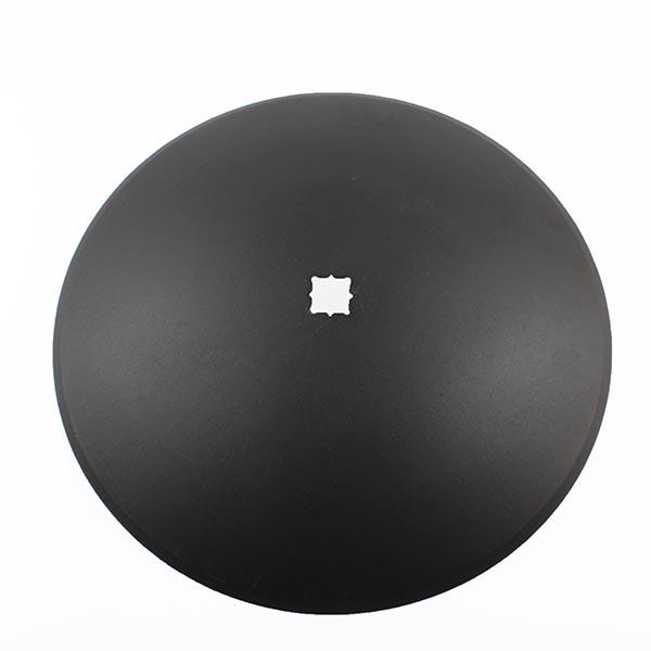 Disque lisse 610x6 mm, double carré de 31/36 mm, pour cover crop, pièce interchangeable