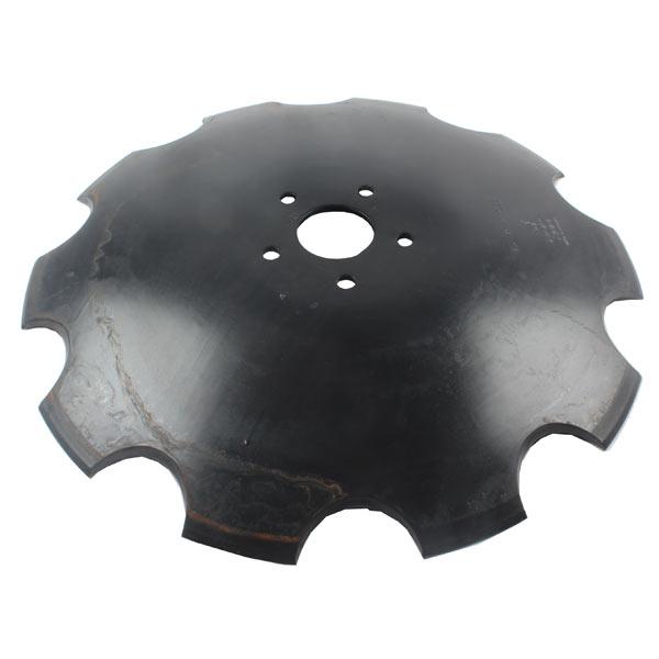 Disque crénelé 510x6 mm, 5 trous, pour Evers, pièce interchangeable