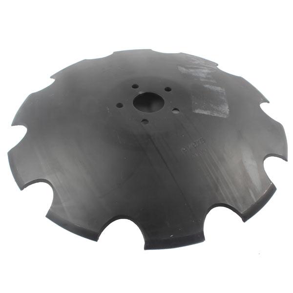 Disque crénelé 560x6 mm, 5 trous, 990169, pour Evers, pièce interchangeable