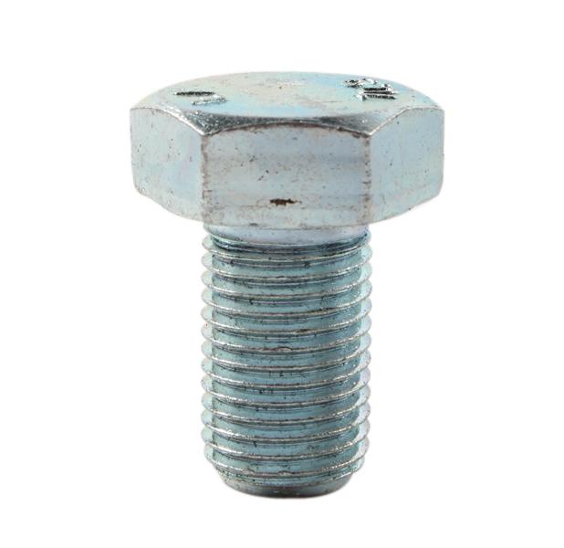 Vis M12X1.25X20 classe 10 pour déchaumeur Metal-Fach