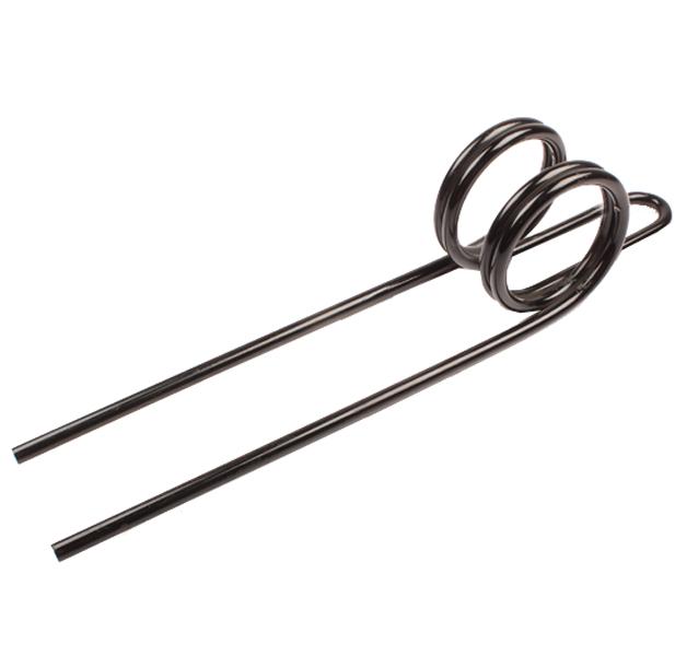 Peigne double griffe 12mm, 3538801, pour déchaumeur Lemken Smaragd, pièce interchangeable