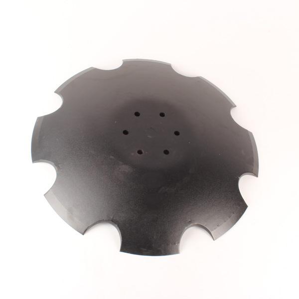 Disque crénelé 465x5 mm, 6 trous, pour Lemken héliodor 3490471, pièce interchangeable