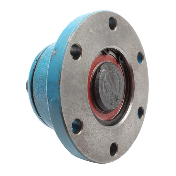 Palier de disque complet, pas à droite, 5554512 pour déchaumeur Lemken Héliodor, pièce interchangeable