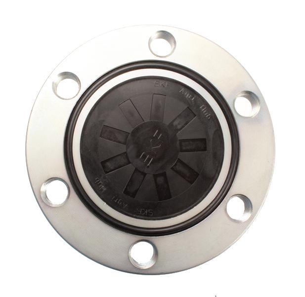 Palier universel SKF, 6 trous entraxe 98mm, pour déchaumeur à disque