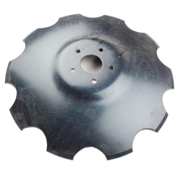 Disque crénelé 510x6 mm, 5 trous, pour Great Plains Simba, pièce interchangeable