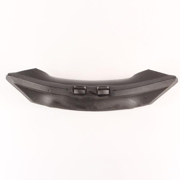 Soc renforcé pour vibroculteur, 340X72X12 mm, réversible,  pièce interchangeable