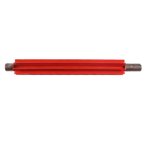 Cannelure rouge pour microgranulateur Delimbe T15, spéciale Ray-Grass, pièce origine