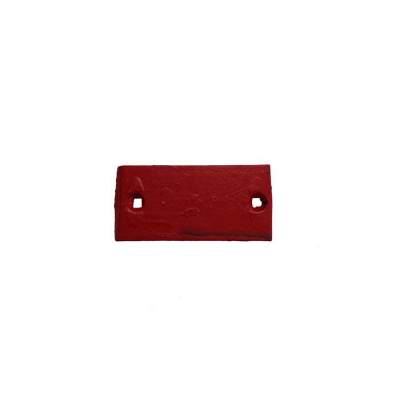 Contre plaque de contre sep arrière pour Charrue DEMBLON, 2549, , pièce origine