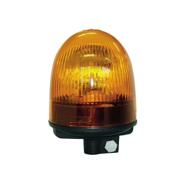 Gyrophare 12 Volt 55 Watt sur tige