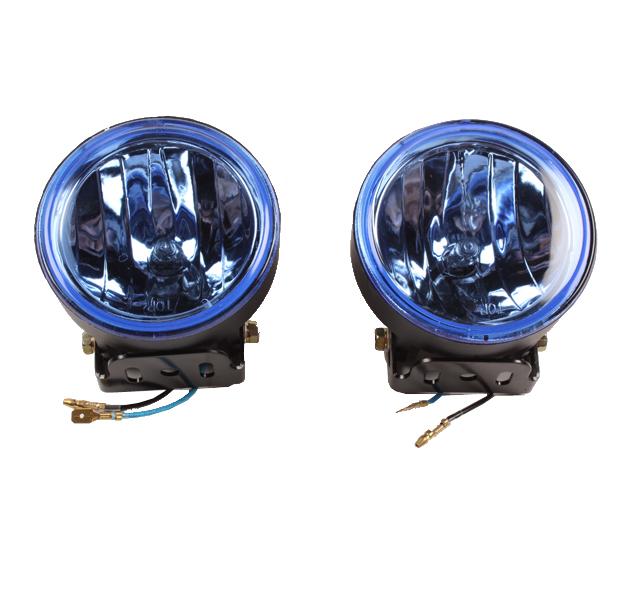 Kit 2 phares de travail spécial pulve bleu