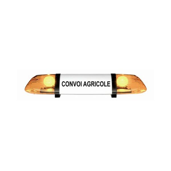 "Rampe de signalisation ""CONVOI AGRICOLE"""